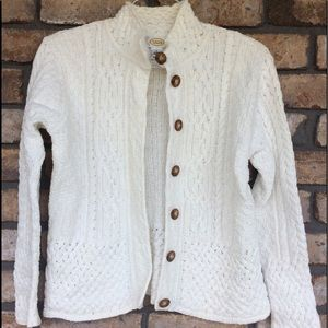 Vintage Talbots Cardigan Sweater - NEW LISTING